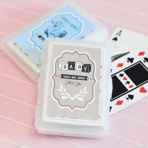 Playing Cards Personalized